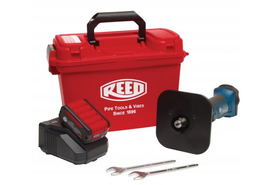 CPBKIT                                                              - Cordless Portable Pipe Beveler by Reed Manufacturing