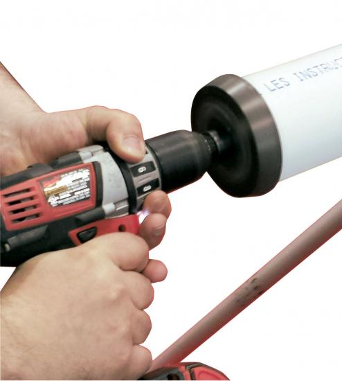 Chamfer Tools For Plastic Pipe Drill Powered Reed