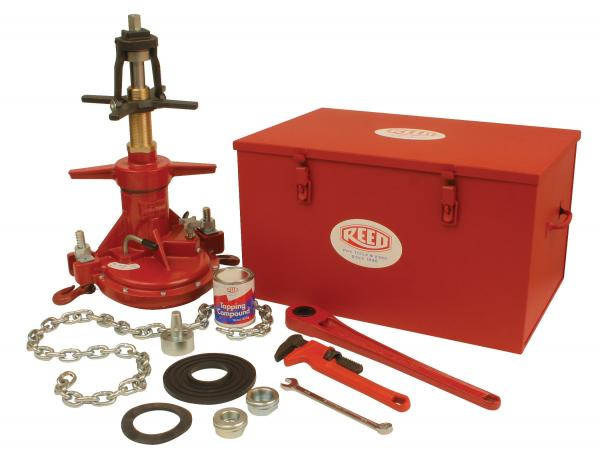 Water Services Tools & Machines | Reed Manufacturing