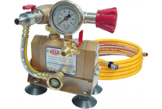DPHTP500                                                              - Drill-Powered Hydrostatic Test Pump by Reed Manufacturing