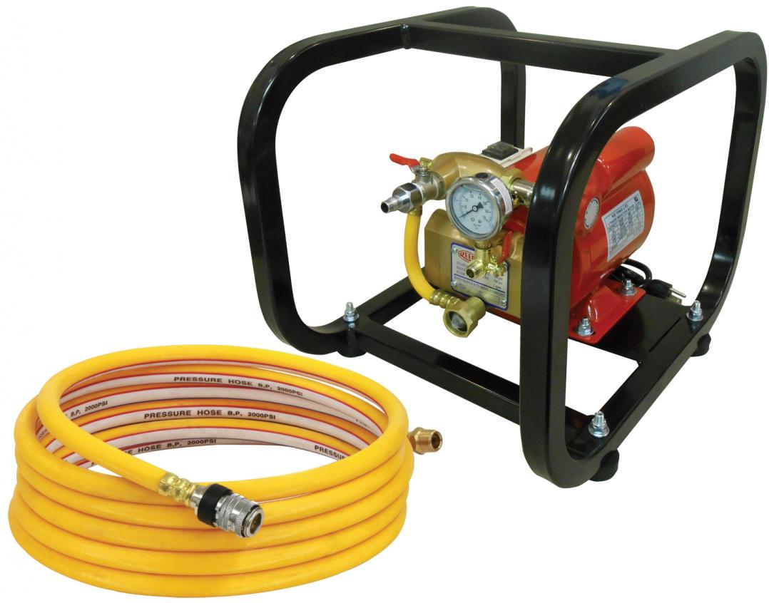 Electric Hydrostatic Test Pumps | Reed Manufacturing