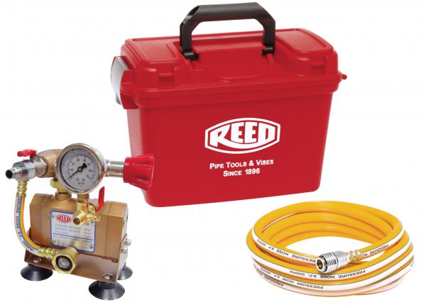 Drill-Powered Hydrostatic Test Pump | Reed Manufacturing