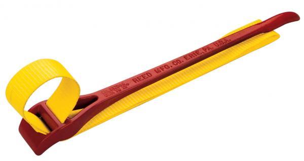 ridgid strap wrench instructions