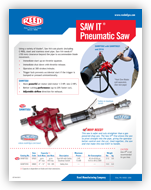 Saw It® Pneumatic Saw #01011