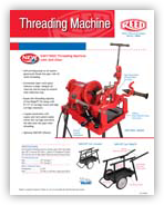 5401TMSO Threading Machine #01090