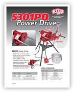 5301PD Power Drive  #01122