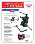 RGCOMBO2 Roll Groover #01148