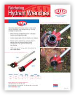Ratcheting Hydrant Wrenches #01158