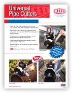 Universal Pipe Cutters #01025