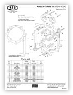 RC20 and RC24 Parts